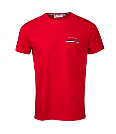 T-SHIRT TALANG HOMME ROUGE