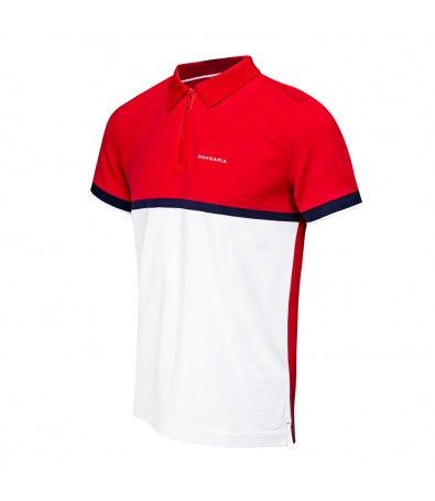POLO PACAYA HOMME ROUGE
