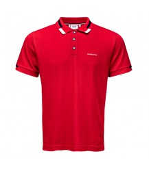 POLO IRAZU HOMME ROUGE