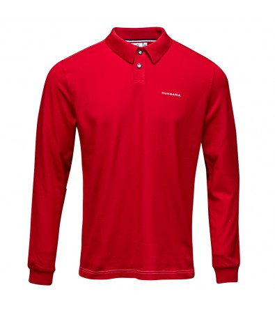 POLO MERAPI HOMME ROUGE