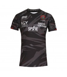 MAILLOT REPLICA AWAY RUGBY CLUB TOULON NOIR 2020/2021