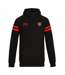 SWEAT A CAPUCHE SUPPORTER RUGBY CLUB TOULON 2020/2021