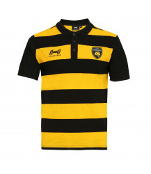 SRO-FANZ POLO 2 YELLOW BLACK