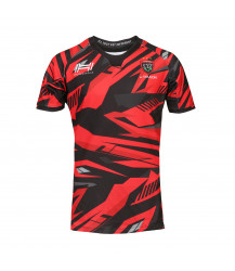 MAILLOT REPLICA HOME RC TOULON ROUGE