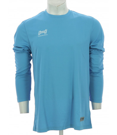 MATCH SHIRT L/S ETHEREAL BLUE