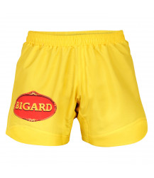 SHORT REPLICA JUNIOR JAUNE STADE ROCHELAIS