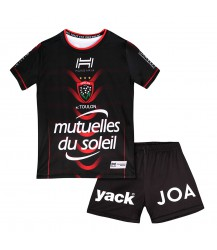 KIT REPLICA BEBE DOMICILE RUGBY CLUB TOULONNAIS 2018/2019